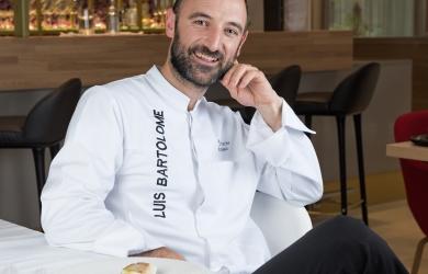 Luis Bartolomé Restaurante Domo